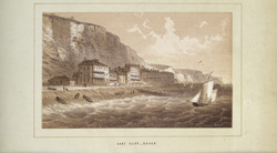 East Cliff, Dover